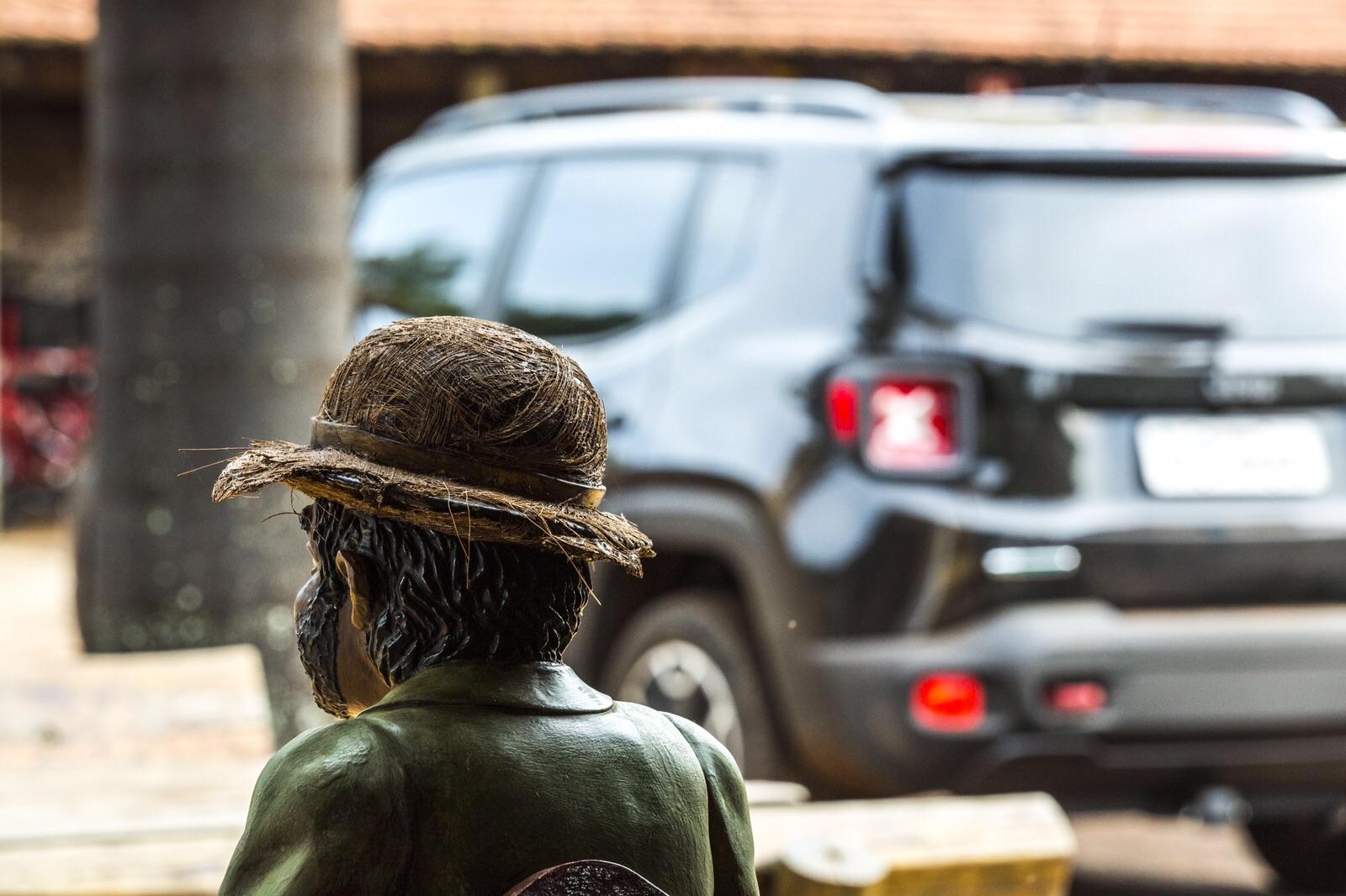 Vem pra cá com seu Jeep | Brasil