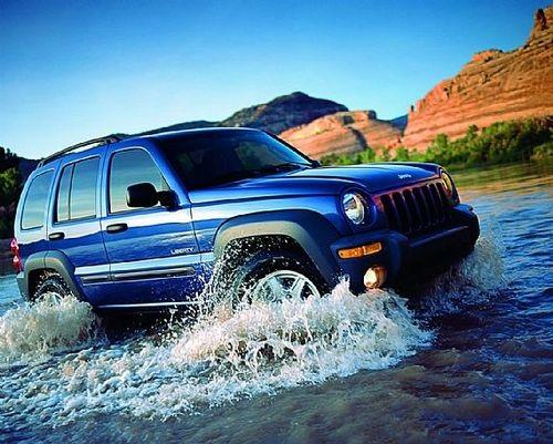 Jeep Liberty KJ