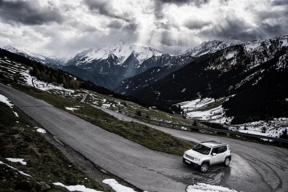 Jeep - Road Trips